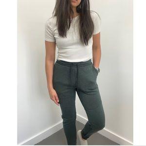 Nike Sportswear Tech Fleece Olive Green Joggers S